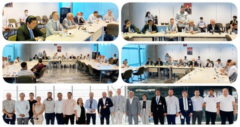 Muğla'nın turizm potansiyelini geliştirme toplantısı