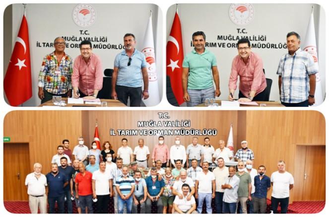 Su Ürünleri Kooperatifleri İstişare Toplantısı Yapıldı